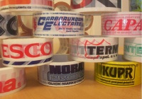 adhesive tapes with print